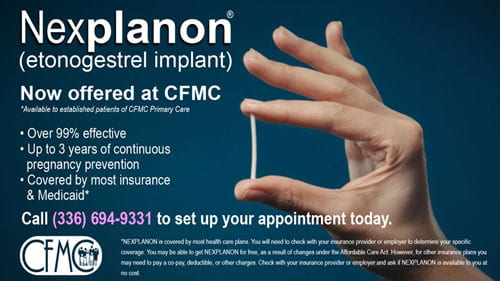 Nexplanon Birth Control Implant