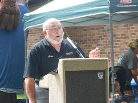 Alvin Foster Mayor Yanceyville NC
