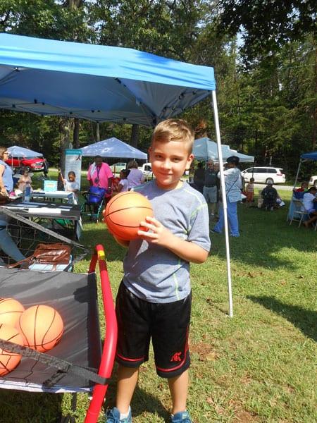 Basketball Yanceyville NC