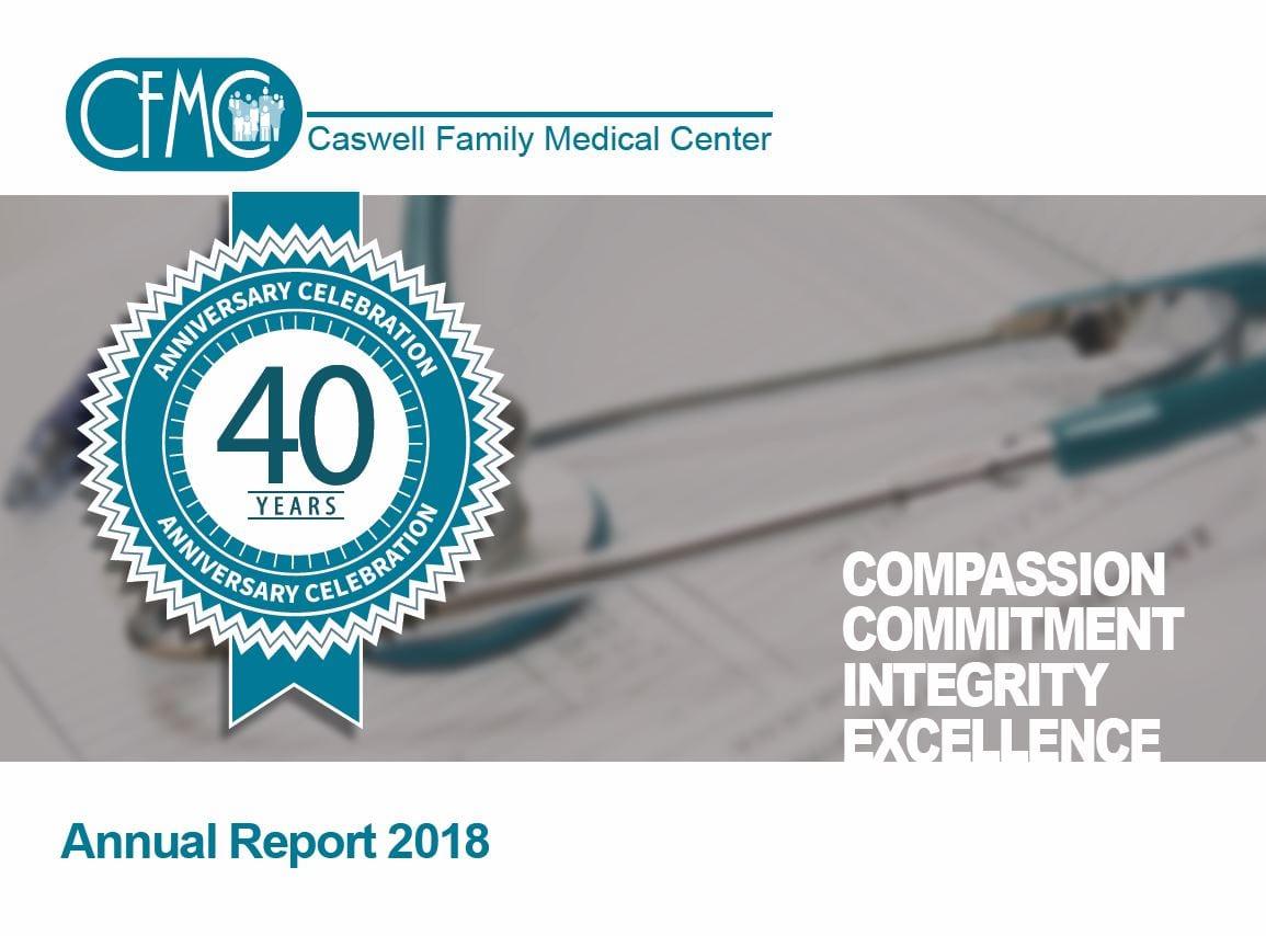 CFMC Annual Report