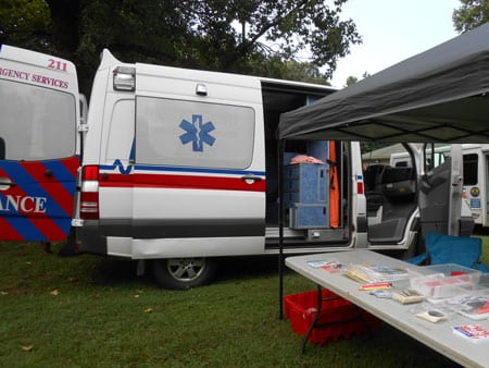 EMS Caswell County NC