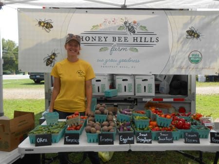 Honey Bee Hills Farm NC