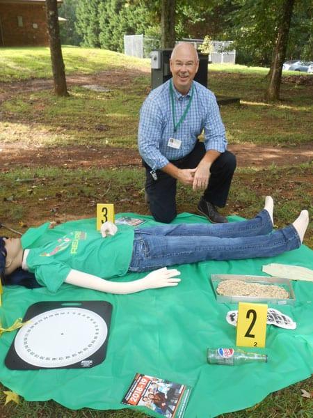 Crime Scene Investigation Yanceyville NC