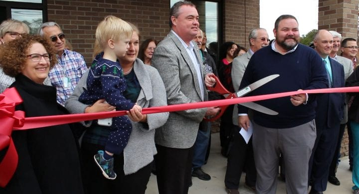 JAHC Ribbon Cutting