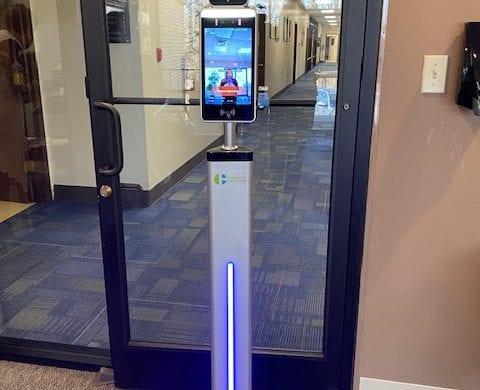 Temp Screening Device